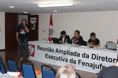 Reunião Ampliada 16-08-2012