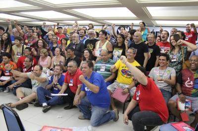 XIX Plenaria Nacional  da Fenajufe_13