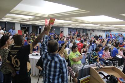XIX Plenaria Nacional  da Fenajufe_14
